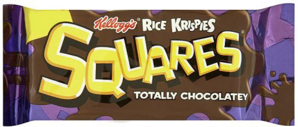 Kelloggs Rice Krispies Squares Totally Chocolatey 36g