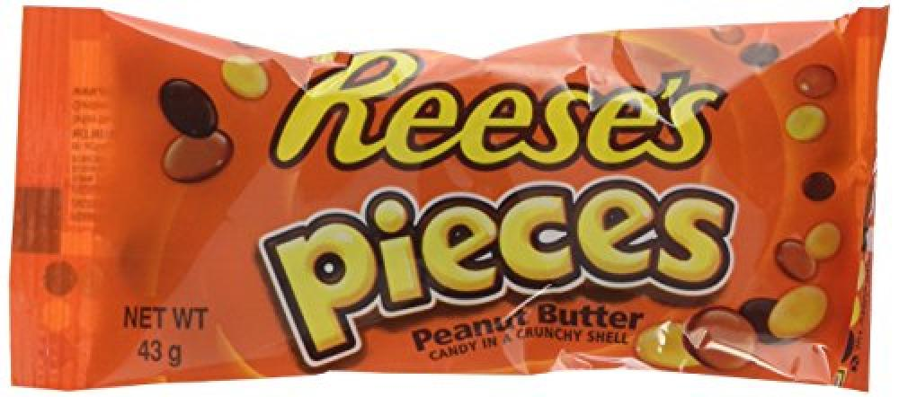 Reeses Pieces 43g