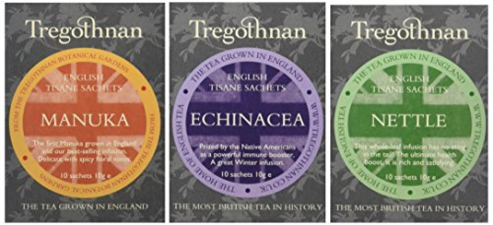 LAST CHANCE  Tregothnan Tea Collection Gift Set