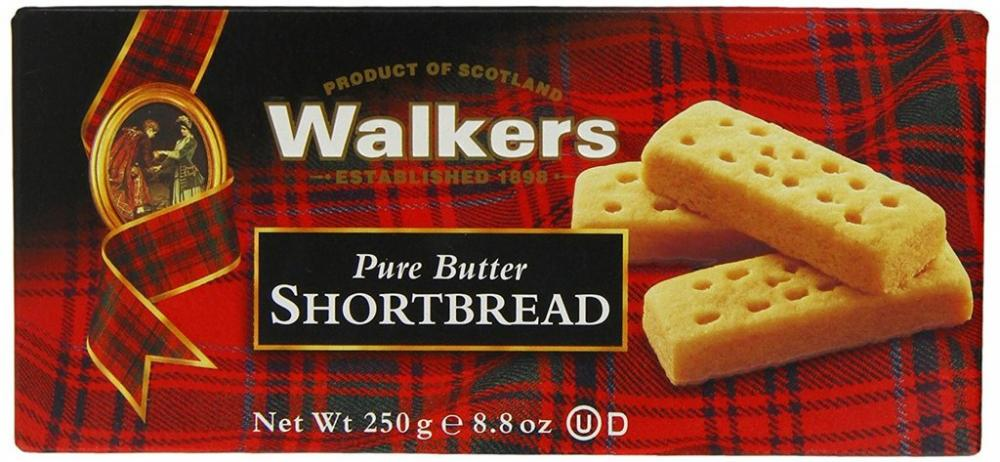 Walkers Shortbread Fingers 250 g