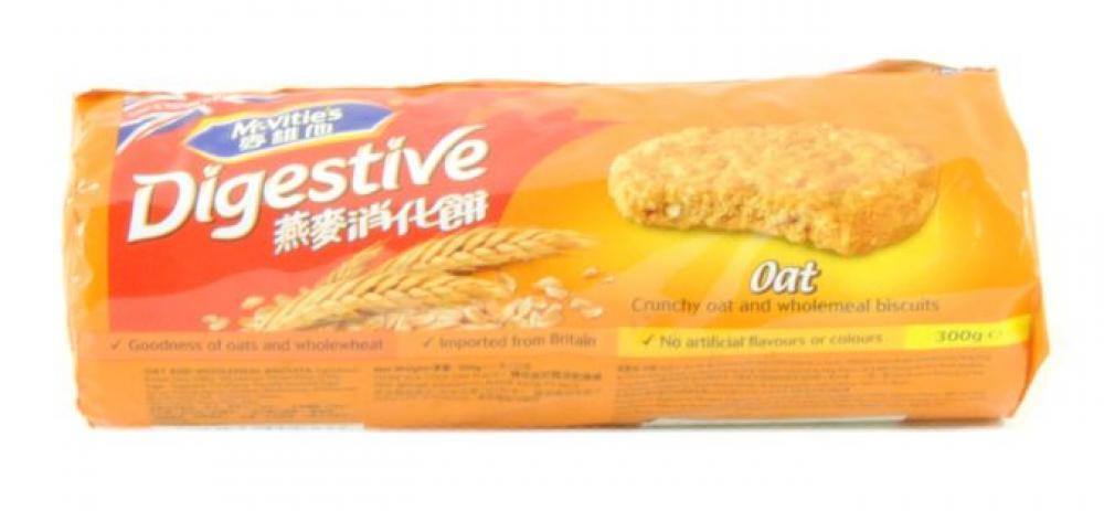 McVities Oat Digestives 300g