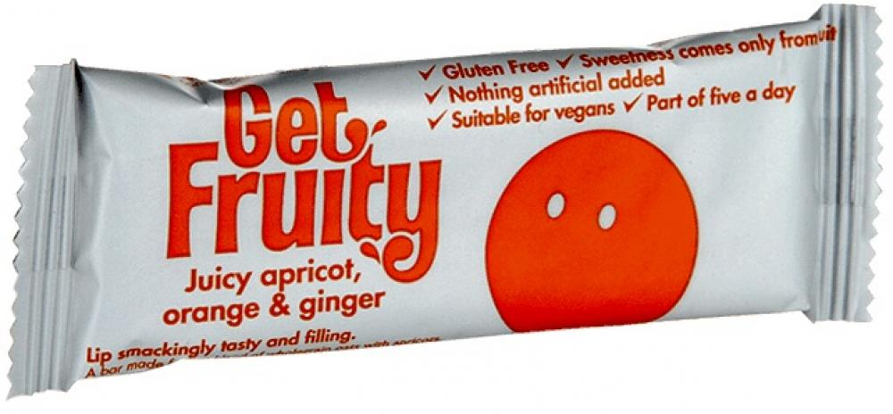 Get Fruity Juicy Apricot Orange and Ginger 35g 35g