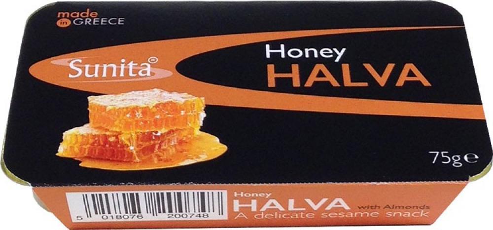 Sunita Organic Honey Halva