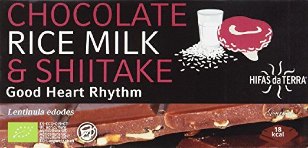 Hifas da Terra Organic Mushroom Chocolate Gourmet - Lucky Dip 100 g