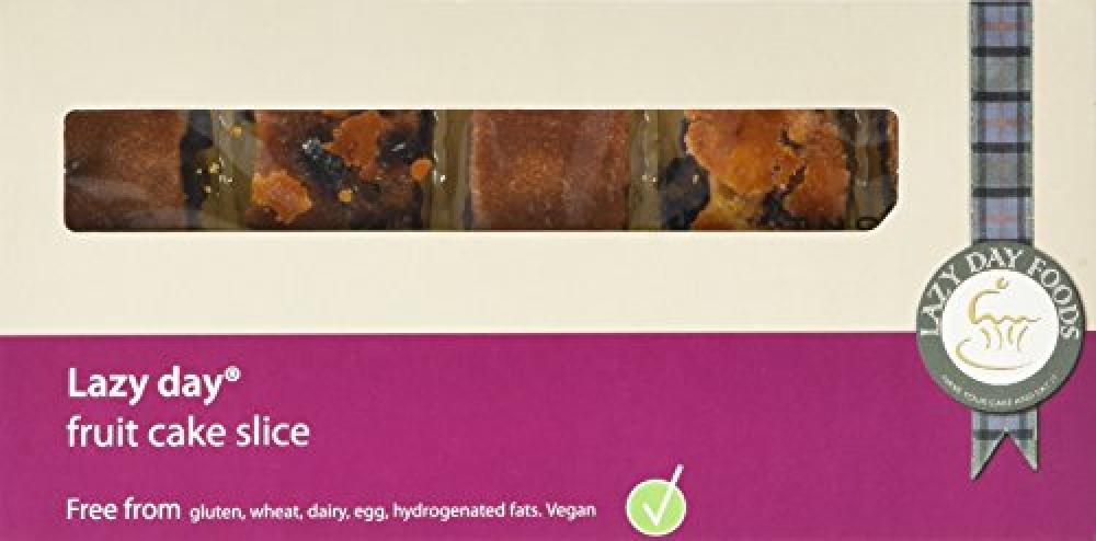 Lazy Day Fruit Cake Slice 150 g