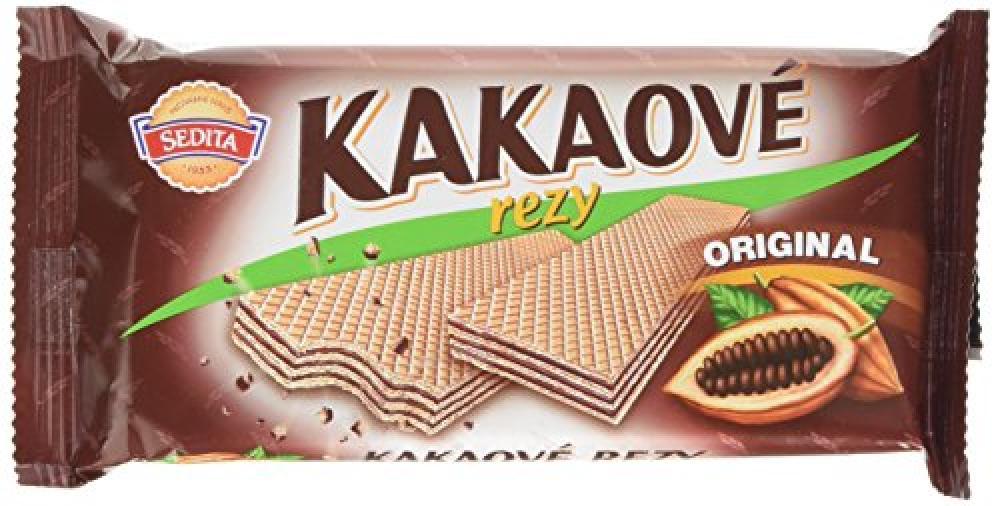 Sedita Kakaove Cocoa Cream Wafers 50g