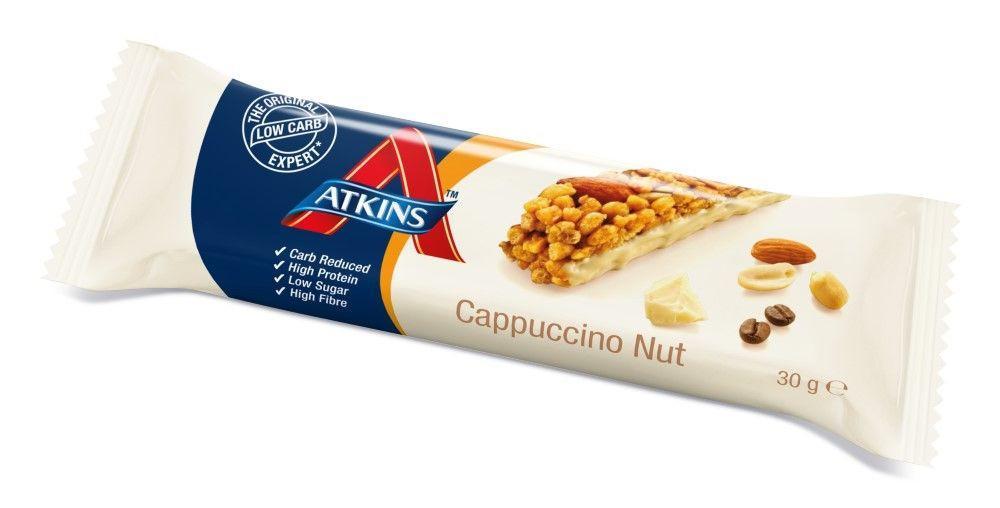 Atkins Cappuccino Nut 30g