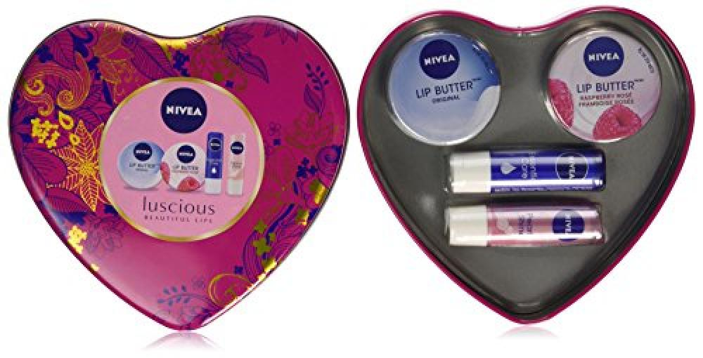 Nivea Luscious Beautiful Lips Gift Pack