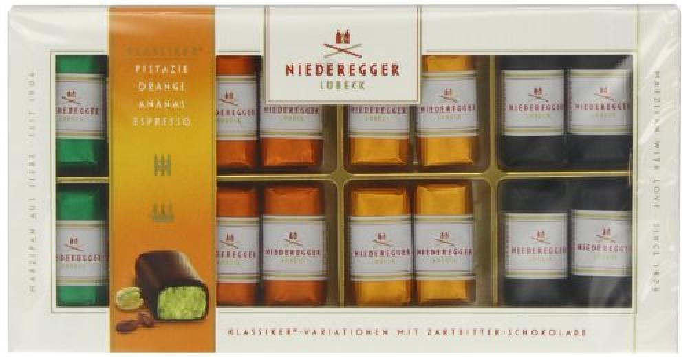 Niederegger Pralines with Bittersweet Chocolate 200g