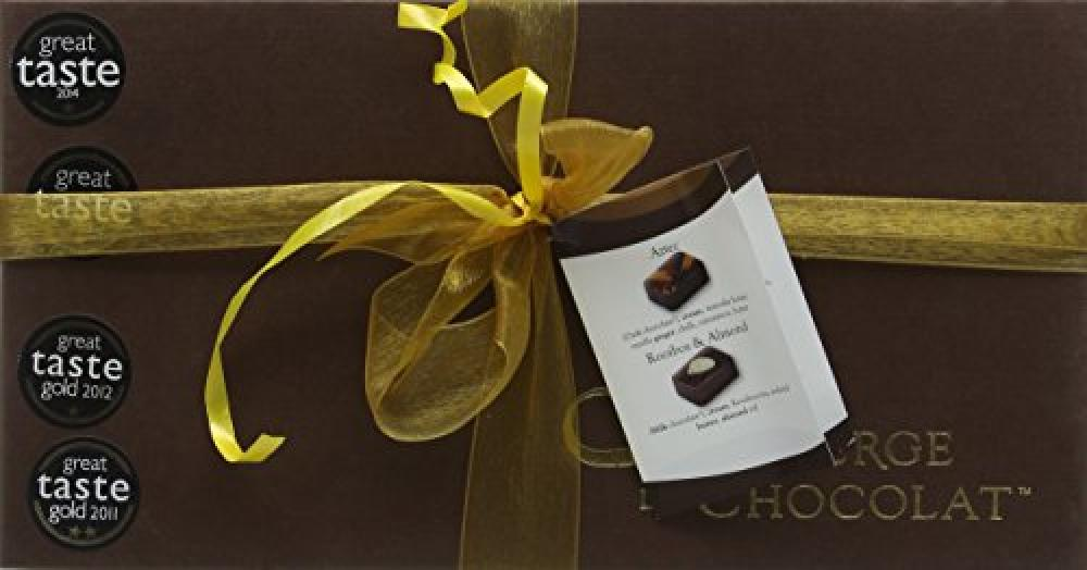 LAST CHANCE  Auberge du Chocolate Gold Great Taste Award Selection Box 335g