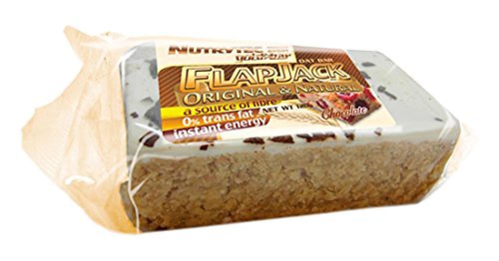 Platinum GOURMET Fruit Flapjack Nutrition Bars 120g