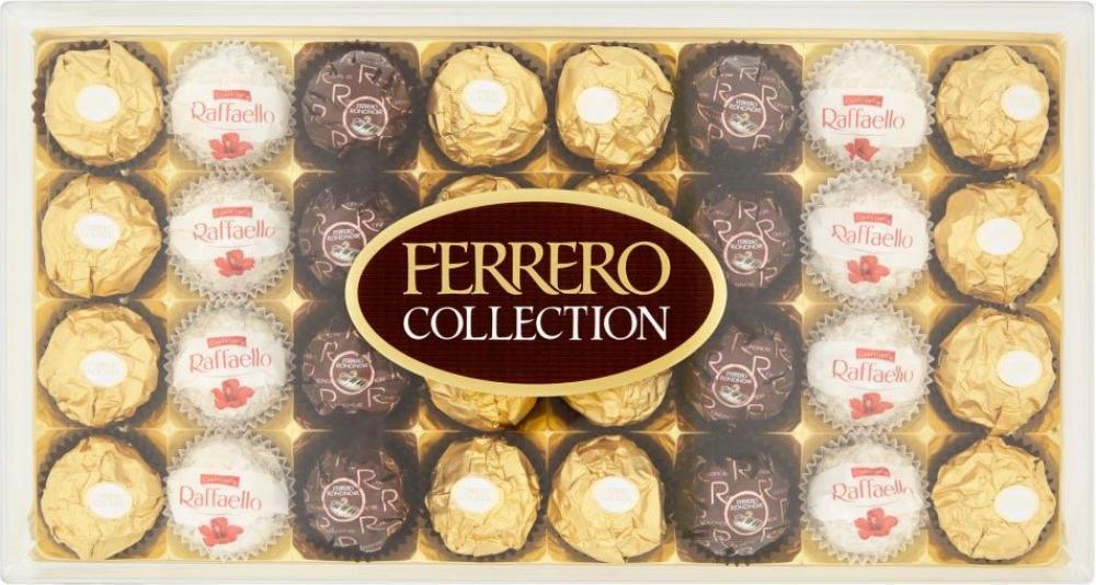 Ferrero Collection 32 Pieces
