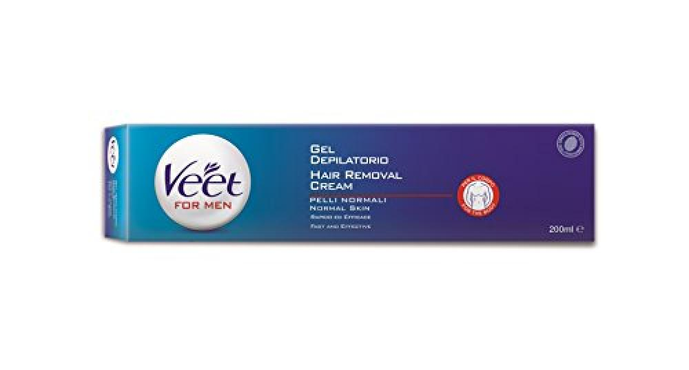 Veet for Men Hair Removal Creme 200 ml