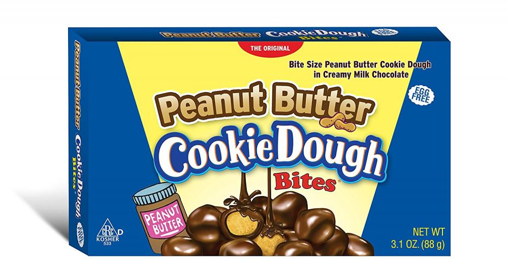 The Original Peanut Butter Cookie Dough Bites 88g