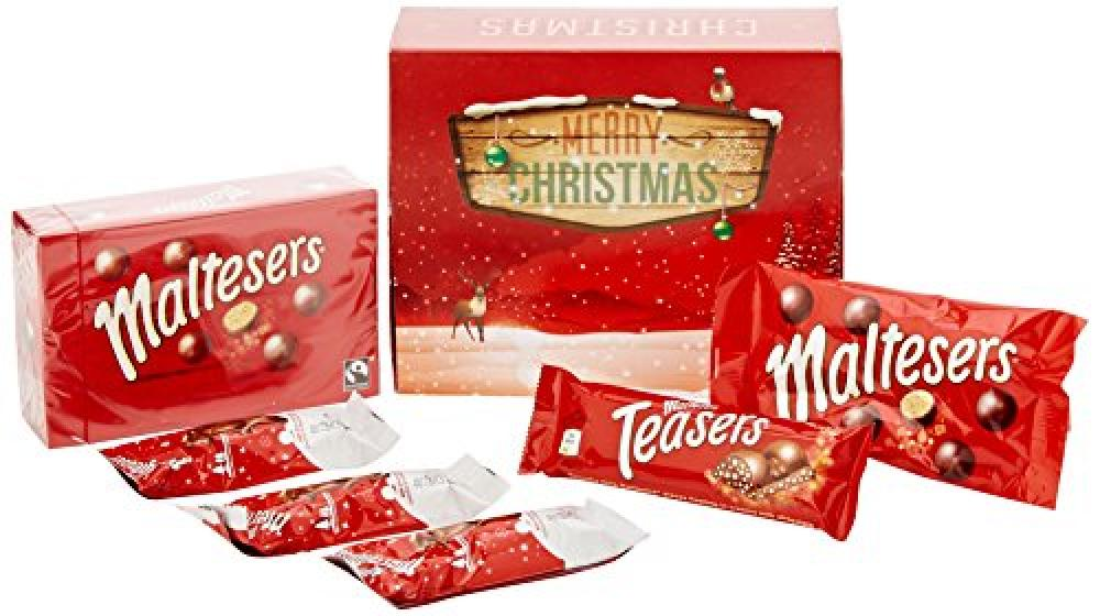 Maltesers Ultimate Christmas Selection Gift Box By Moreton Gifts MerryTeasers