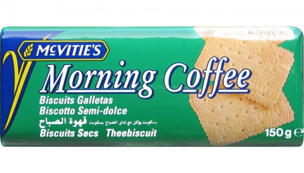 McVities Morning Coffee 150g