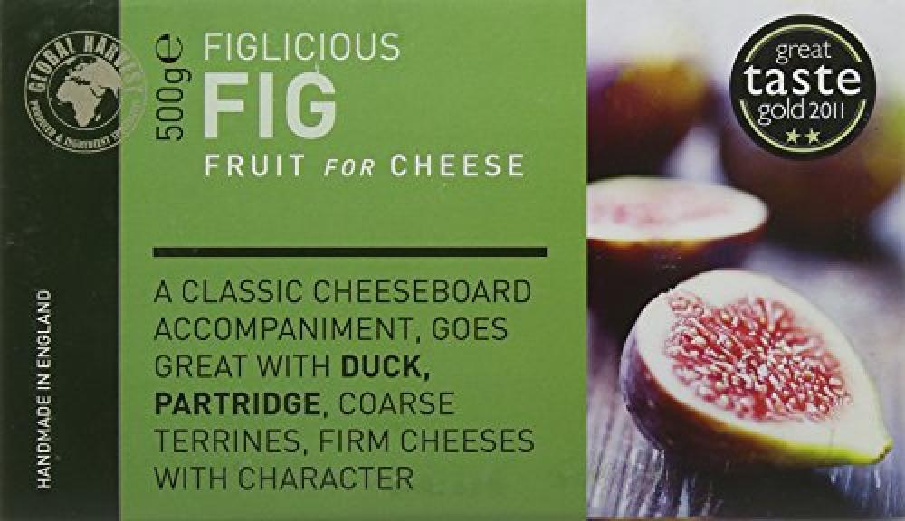 Global Harvest Caramelised Apple Jelly Set Fruit Conserve 500 g