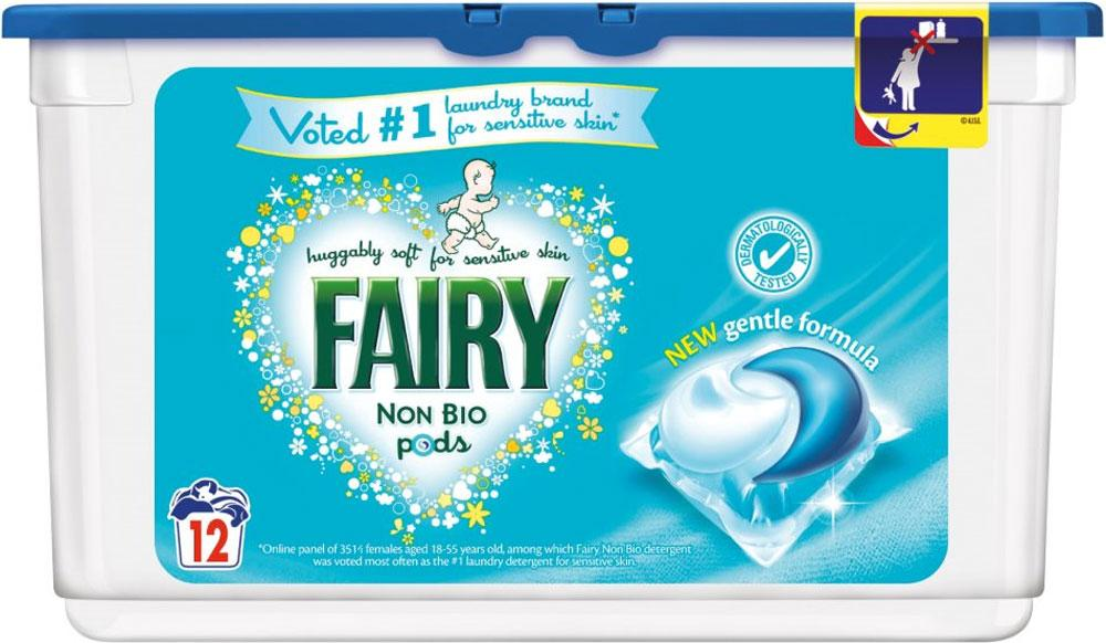 Fairy Non Bio Pods Washing Capsules 60 Washes
