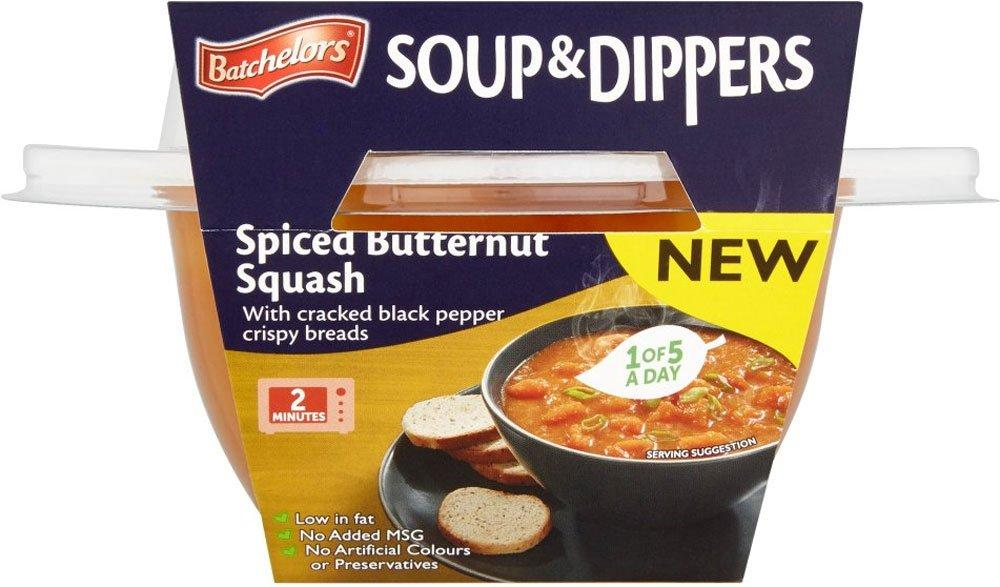 Batchelors Soup and Dippers Spiced Butternut Squash 288g