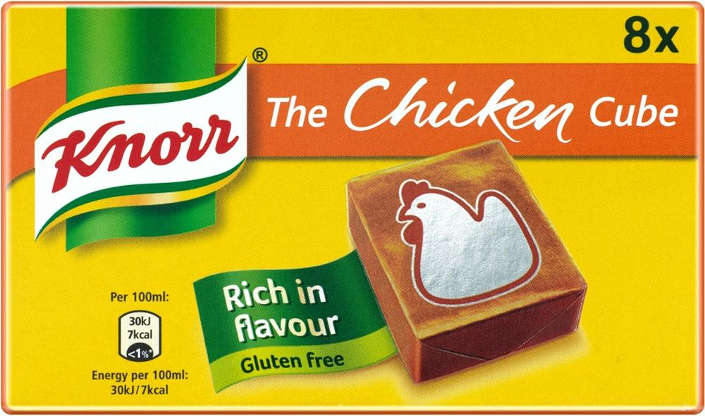 Knorr The Chicken Cube - Pack of 8