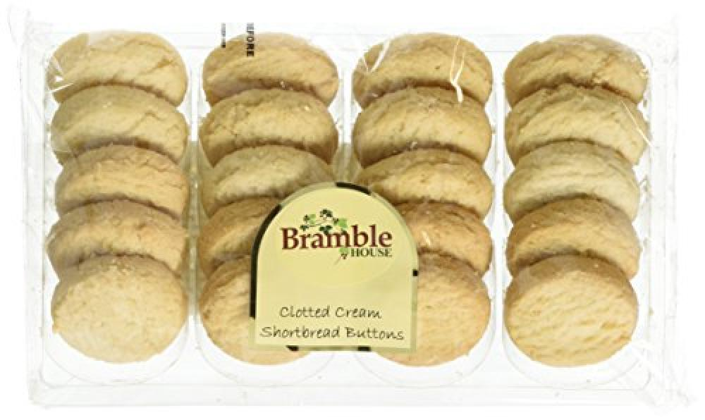 Bramble Foods Clotted Cream Shortbread 250g