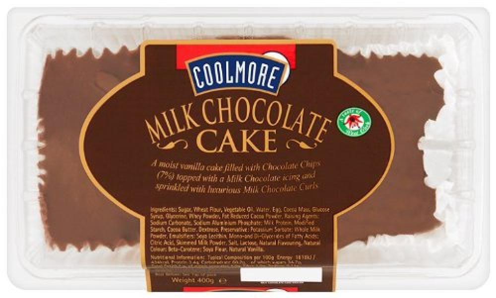 Coolmore Milk Chocolate Cake
