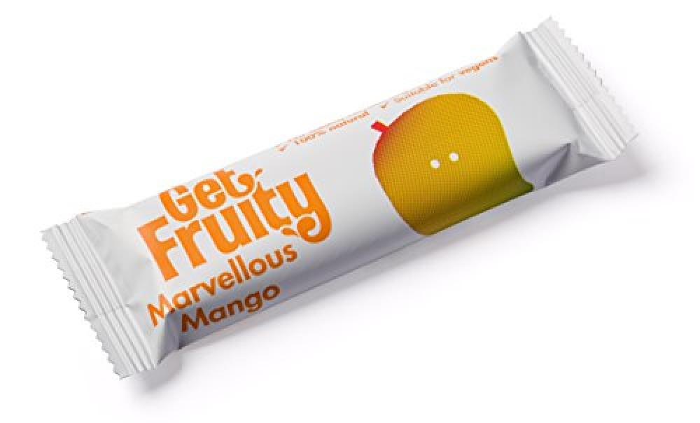 Get Fruity Marvellous Mango Bar 35g
