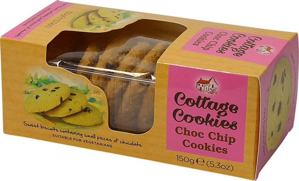 Cottage Cookies Chocolate Chip 150g