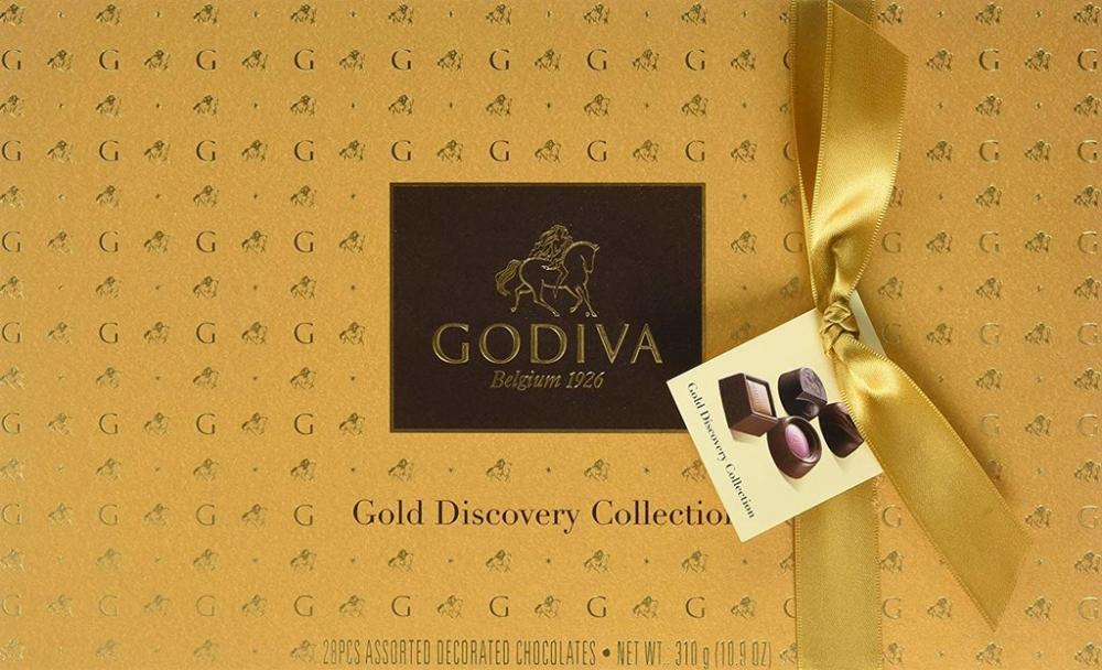 Godiva Gold Discovery Collection 310g