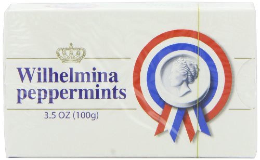 Wilhelmina Mints 100g