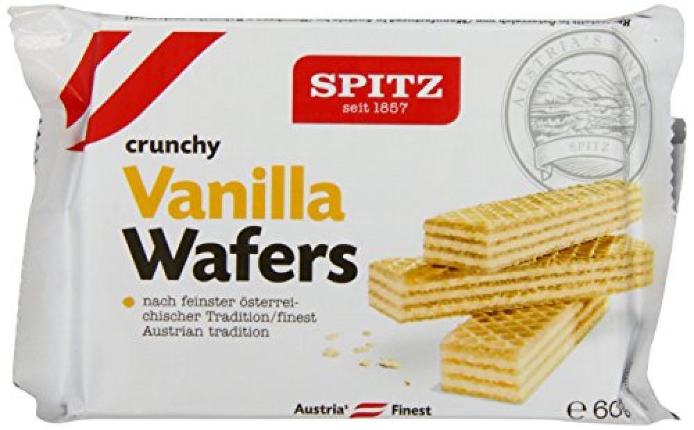 Spitz Vanilla Spitz Wafer 60 g