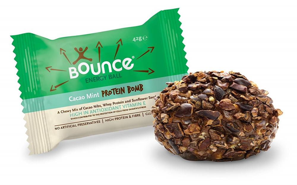 Bounce Cacao Mint Protein Bomb 42g