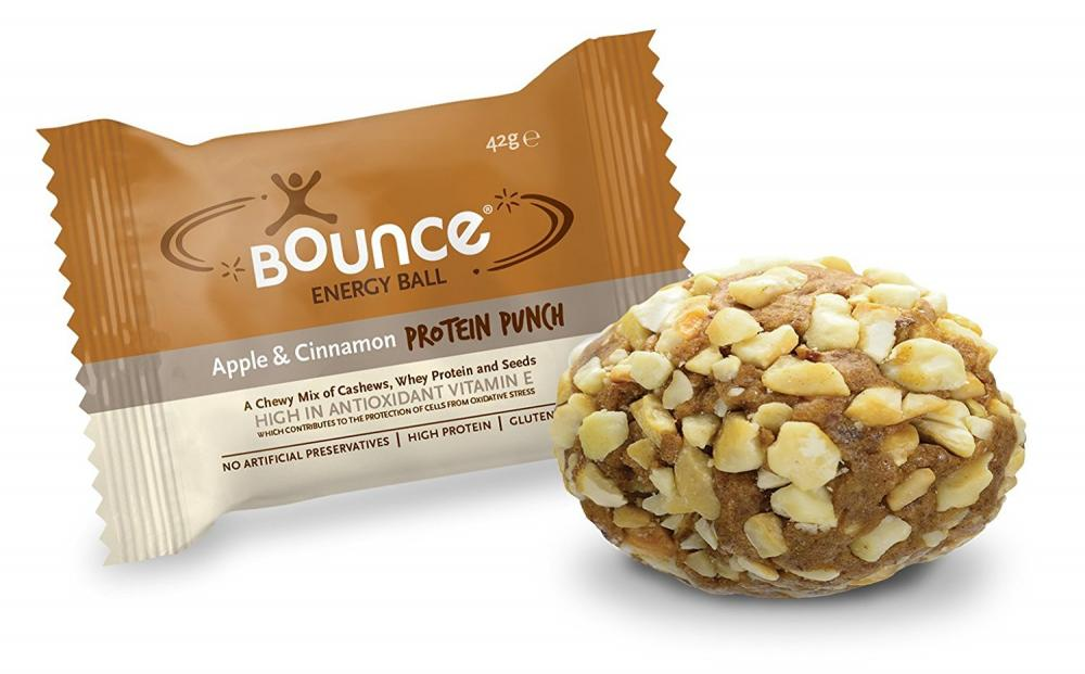 Bounce Foods Apple and Cinnamon Energy Balls 42 g
