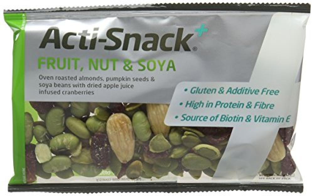 Acti-Snack Fruit Nut and Soya 40g