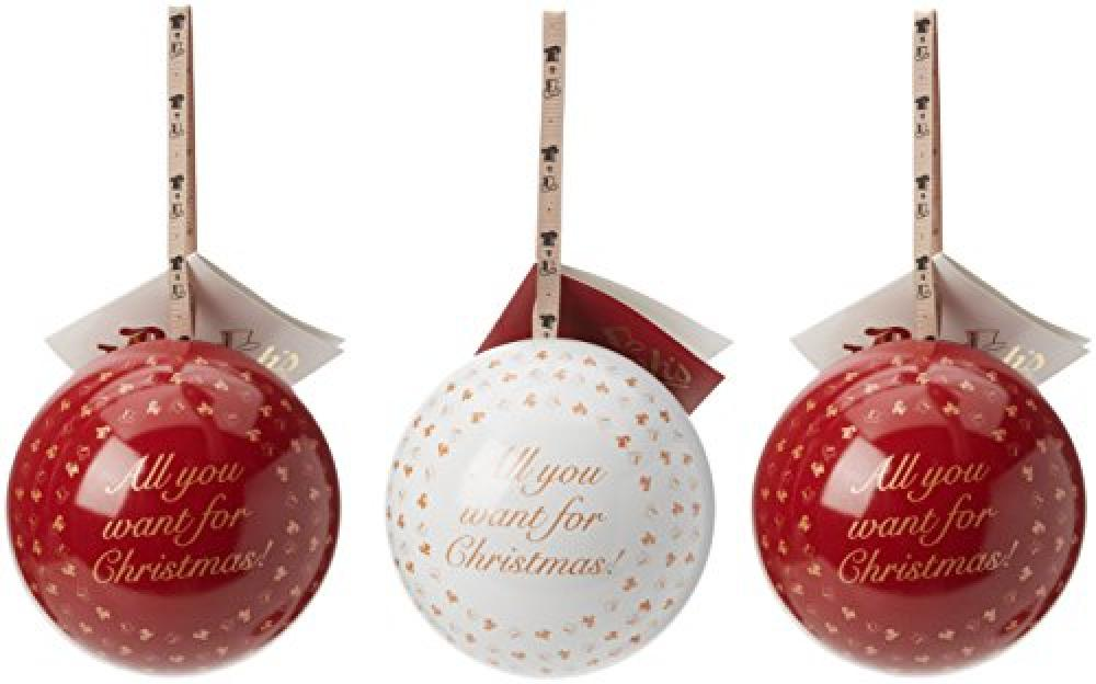Joe and Sephs Christmas Popcorn Baubles Lucky Dip 40g