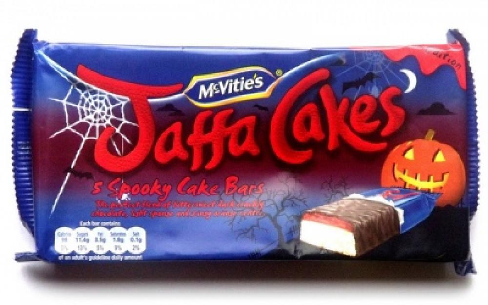 Are Mcvities Jaffa Cakes Gluten Free