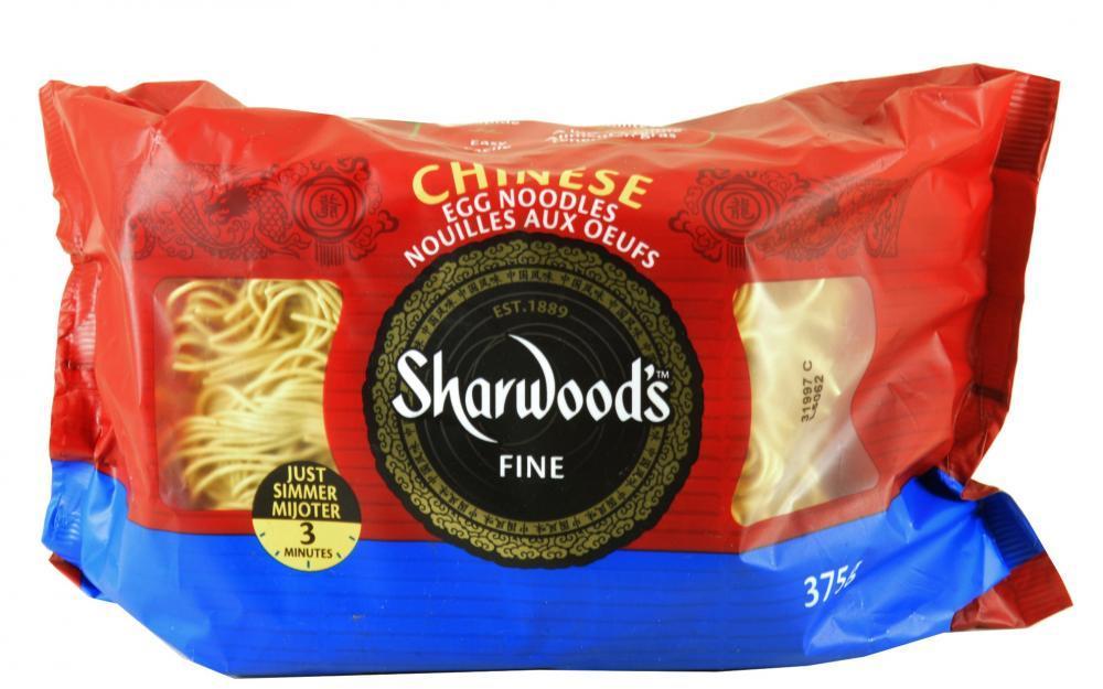 Sharwoods Fine Egg Noodles 375g