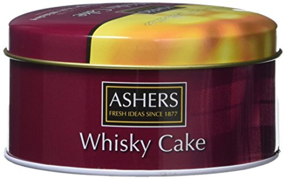 Ashers Highland Single Malt Whisky Cake 180g6oz