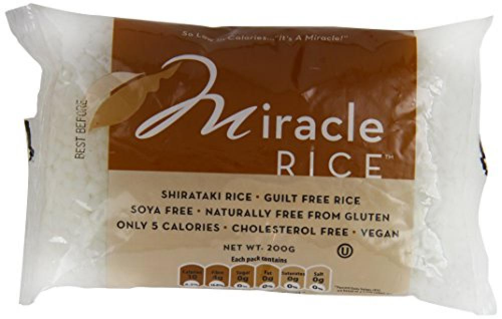Miracle Noodles Rice 200 g
