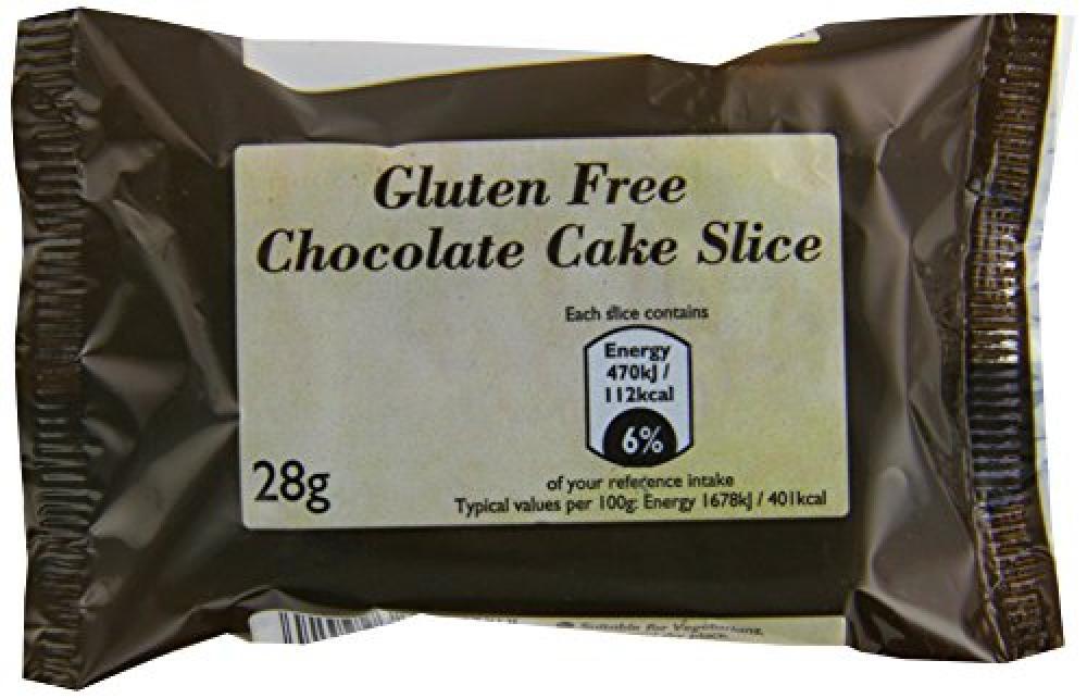 Brakes Chocolate Cake Slice