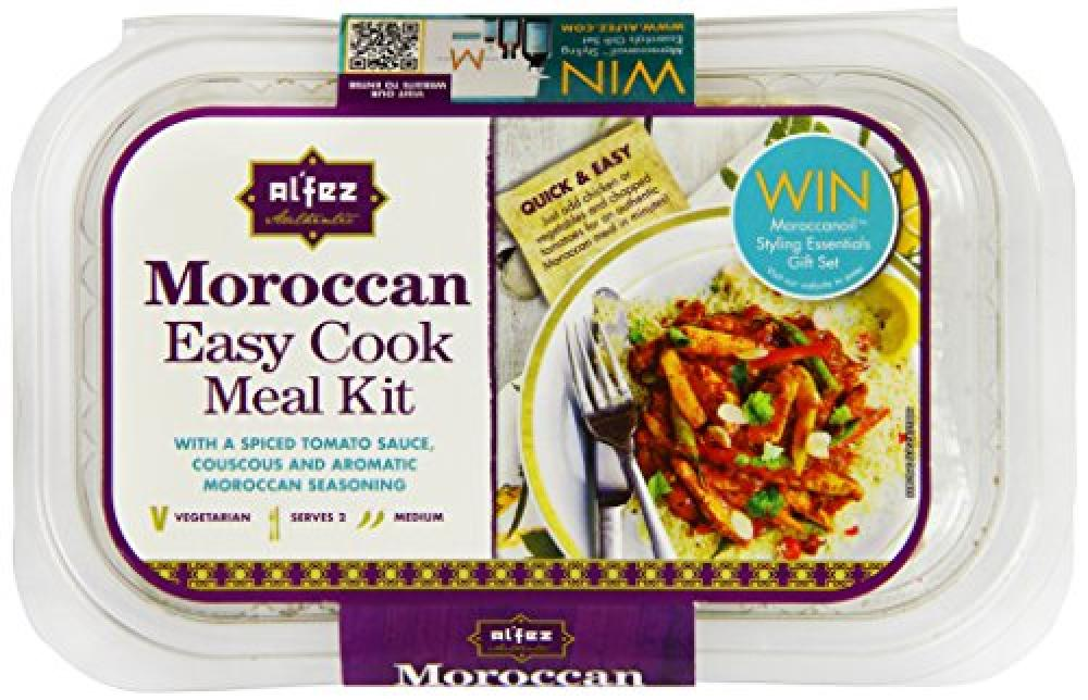 Alfez Moroccan Easy Cook Meal Kit 275g