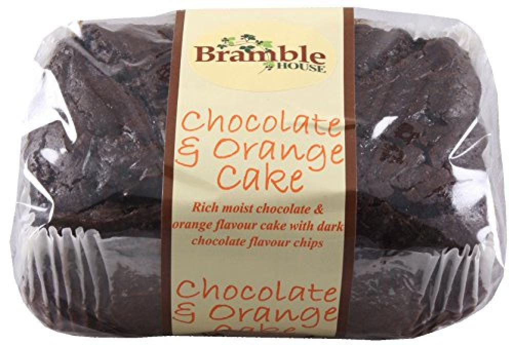 Bramble Foods Chocolate Orange Loaf Cake 370g