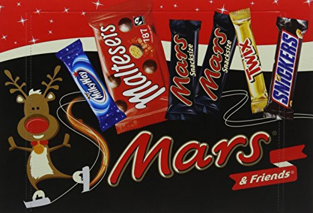 Mars Medium Selection Box 181g