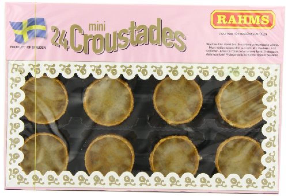 Rahms 24 Mini Croustades 50 g