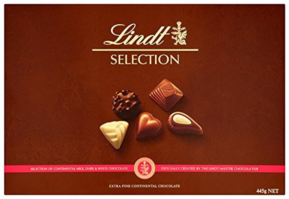Lindt Chocolate Selection 428g