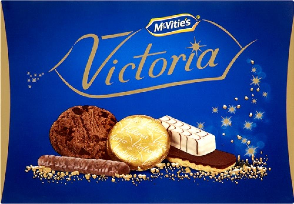 McVities Victoria Biscuit Selection 100g