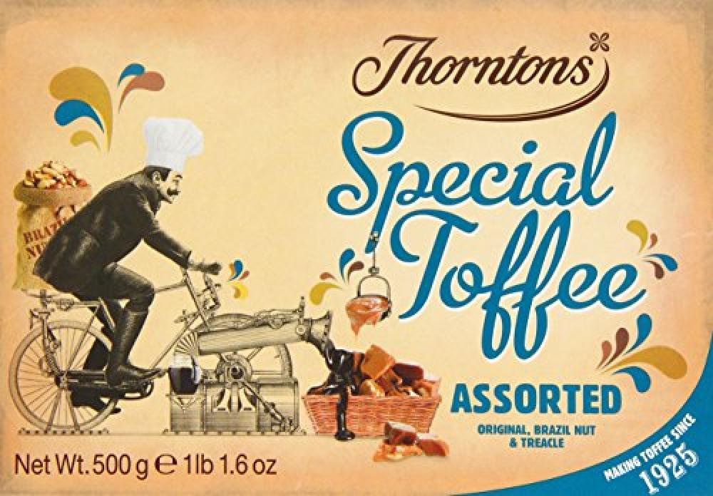 Thorntons Special Toffee 500g