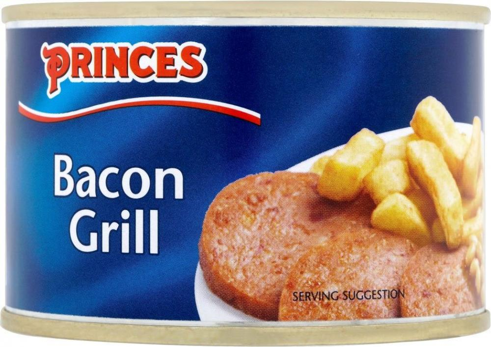 Princes Bacon Grill 170g 170g