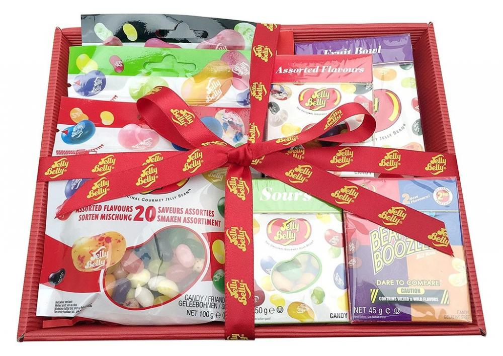 Jelly Belly Selection Hamper Box 755 g