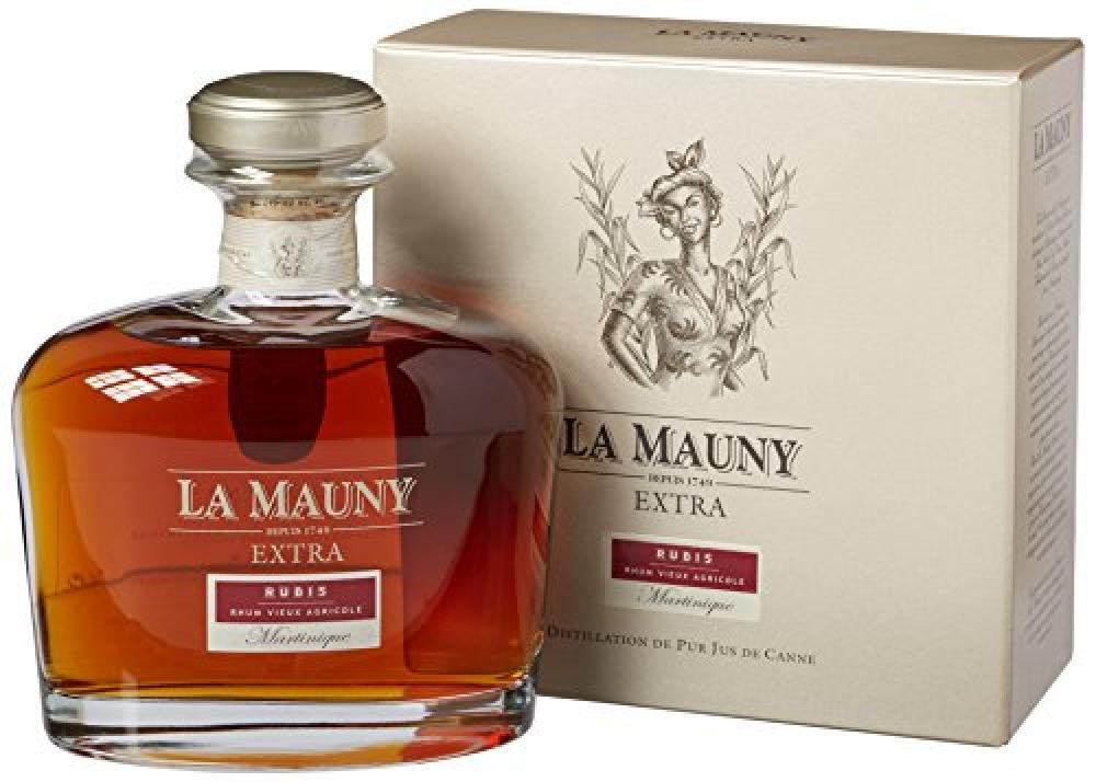 La Mauny Extra Rubis Rhum Agricole 70 cl